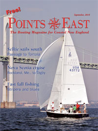 Point East